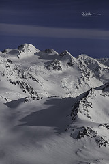 _64A2051 (Ed Boudreau) Tags: alaska alaskalandscape alaskamountains chugachmountains glacier landscape landscapephotography winter winterscape winterscene