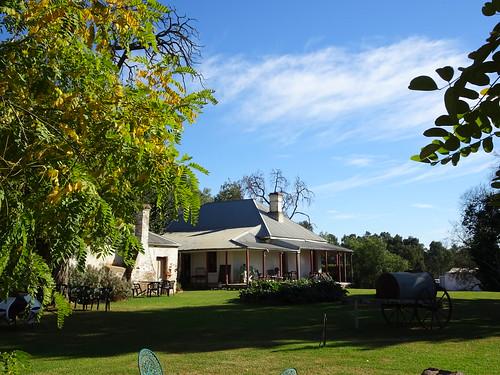 Bryamine. Near Yarrawonga on the Murray. by denisbin, on Flickr