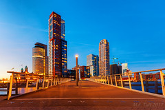 Skyscrapers @ Rotterdam