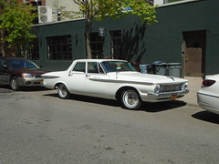 1962 Plymouth Fury (Vintage car nut) Tags: 1962 vintage old car 1960s fury plymouth