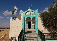 Mausolée Sidi Abdelkader (Graffyc Foto) Tags: mausolee sidi abdelkader laghouat algerie haut plateaux dz afrique du nord graffyc foto 2017 fujifilm x30