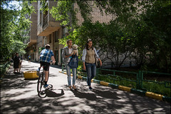 DR150802_0909D (dmitry_ryzhkov) Tags: animal dog bicycle bicyclist biker bike wheels couple sunshine sunlight sunday sun shadow shadows sport slalom sportsman boy teen children art city europe russia moscow documentary journalism street urban candid life streetlife outdoor streetscene close scene streetshot image streetphotography candidphotography streetphoto moment light photography shot people population resident inhabitant person live portrait streetportrait candidportrait unposed public face eyes look stranger woman women lady man men sony alpha color colors colour colours colourful colorstreet day daylight