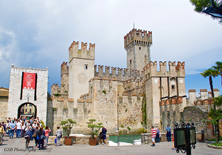 Scaliger Castle, Sirmione, Italy