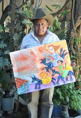 Mexican Artist Gerardo Navarro Oaxaca (Ilhuicamina) Tags: mexico oaxacan artists painters paintings art santotomasjalieza gerardonavarrogomez