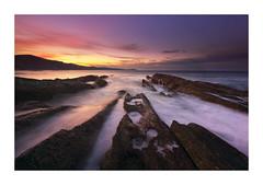 Iluntze xuabea (Soft sunset) (Iker Aizkorbe) Tags: iker aizkorbe nature landscape photography