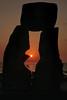 Calicut Sunset (vaishakbabu) Tags: sculpture sunset calicut kerala kozhikode