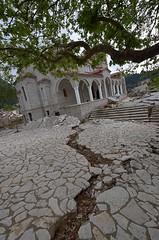5.13 (Nikos Photodiary) Tags: church nikon village downhill disaster sinking trikala  thessalia 1024mm     d7000 ropoto