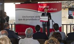 Rogério Bacalhau - Um Homem sério que dá prioridade a Faro
