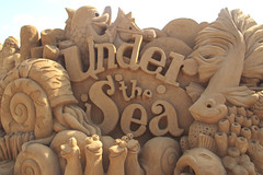 under the sea (dryasadingo) Tags: sandcastle frankston sandsculptures
