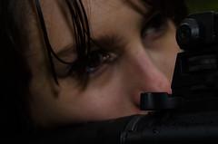 soldat-phobelia-10 (Aragami X Phobelia) Tags: portrait nature fort militaire soldat tuer arme sauvage fusil arme tireuse viser tueuse