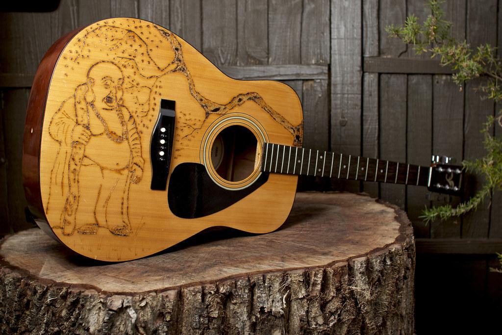 Tyleys Custom Acoustic Collection 1 Rob 1991 Tags Music Art Guitar Speedlight