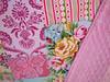 Circa with medium pink minky (sewfunbymonique) Tags: patchwork circa sisboom jenniferpaganelli sewfunbymonique