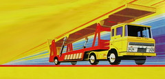 Matchbox Toys Super Kings DAF Car Transporter No. K11 1971 - 1 Of 10 (Kelvin64) Tags: car toys 1971 no super kings matchbox transporter daf k11