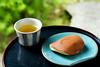 manju02 (Shin san) Tags: food japanese tea manju