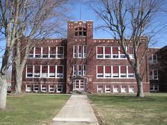Elida High School Main Entrance (HtosDrol) Tags: ohio elida elidahighschool