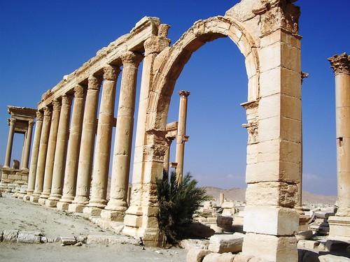 La grande colonnade