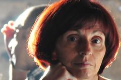 nachdenklicher Rotschopf (rmh2008) Tags: portrait woman face donna gesicht view sguardo views frau redhair ritratto blick faccia sguardi blicke capellirossi rotschopf roteshaar