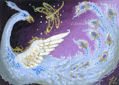 EBAY AUCTION - ACEO Blue Phoneix and the Dragonfly (Fancy-Fairytale-World) Tags: blue portrait bird phoenix beautiful birds atc angel fairytale asian japanese wings pretty acrylic pattern dragonflies surrealism gorgeous chinese feathers peacock legendary collection fantasy aceo sfa fancy series mystical collectible ornate oriental eastern porcelain realism peacocks gilt mythical angelwings fanciful miniart asianbird jenniferesposito chinesephoenix peacockphoenix asianphoenix fancyfairytaleworld