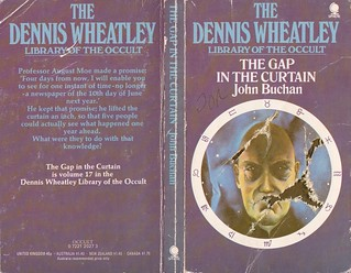 John Buchanan - The Gap in the Curtain (Dennis Wheatley Library of the Occult)