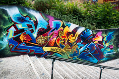 By Nomem (UrbanArtPhotos) Tags: streetart graffiti lisboa urbanart nomem