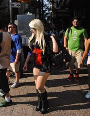 DSC_7730 (rob dunalewicz) Tags: street atlanta television costume tv downtown cosplay streetphotography videogames fantasy rpg convention scifi movies dragoncon streetscenes larp gamers 2013 dragoncon2013