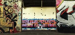 Sumeshem ((arteliz)) Tags: urban mill abandoned graffiti factory melbourne tags textiles desolate yarraville urbex bradmill arteliz artelizphotography