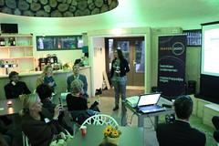 Ondernemersontbijt Matchpoint 2013 (heelHELDER) Tags: out action sro amersfoort matchpoint boomklimmen bokkeduinen mvo
