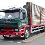 Scania 93M J & J Murdoch Castle Douglas thumbnail