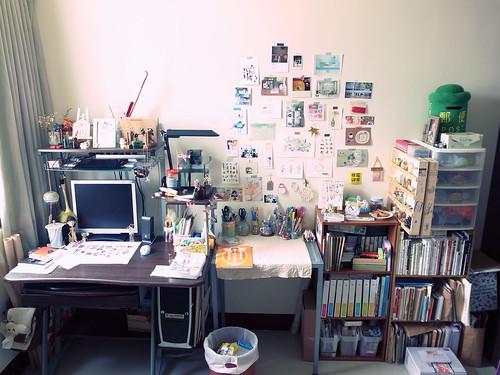 我的工作桌10