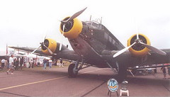 "Ju-52 (1) • <a style=""font-size:0.8em;"" href=""http://www.flickr.com/photos/81723459@N04/10032762435/"" target=""_blank"">View on Flickr</a>"