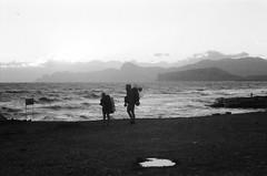 56510019 (koni_v_kome) Tags: sea bw white black film 35mm nikon 400 crimea bq foma ukrain