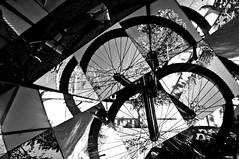 BICICLETA FRAGMENTOS -  (15) (ALEXANDRE SAMPAIO) Tags: light luz linhas brasil arte imagens bicicleta mosaico contraste fractal beleza colagem formas desenhos franca reflexos fantstico espelhos ritmo volume experimento criao detalhes montagem iluminao geometria realidade labirinto formao irreal cubismo tridimensional composio multiplicidade recortes criatividade estrutura imaginao esttica pontodevista possibilidade experimentao caleidoscpio fragmentos deformao inteno mltiplo fragmentao transcendncia irrealidade alexandresampaio intencionalidade bicicletafragmentos