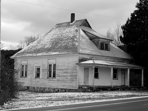 Abandoned - Benzie County Michigan