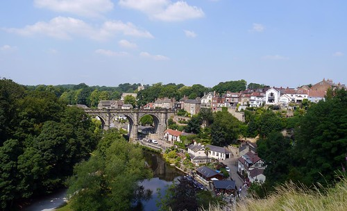 Knaresborough,views from the Castle Grounds-111