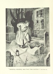 """British Library digitised image from page 8 of """"Doctor Izard"""""""