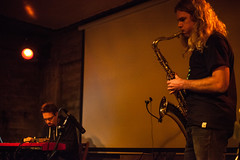 Trigg & Gusset (annaspies) Tags: festival livemusic poland krakow ambient re electronic alchemia