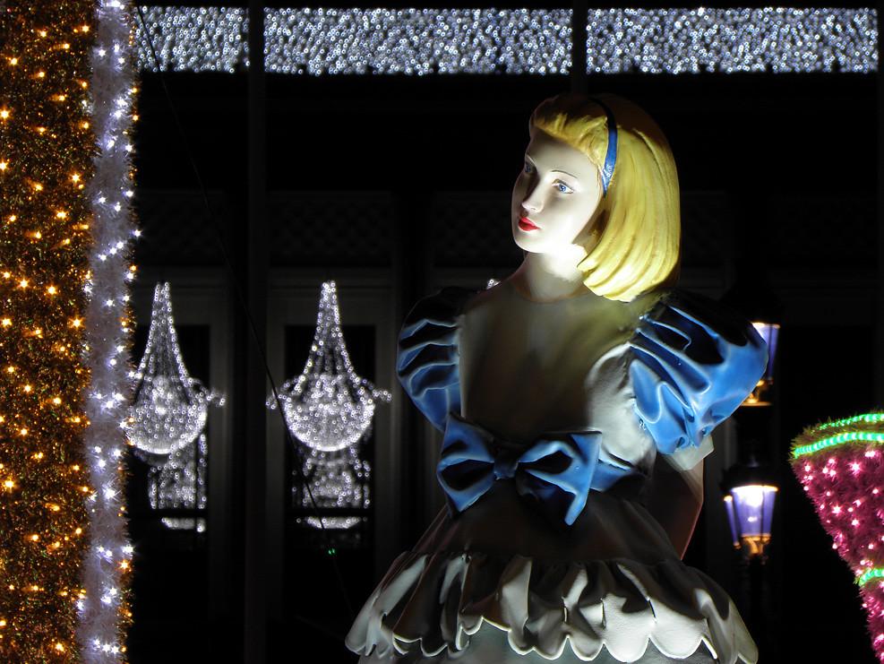 Decoration Noel Puteaux