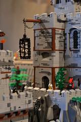 Diorama Castle 04