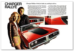 1971 Dodge Charger Rallye (Rickster G) Tags: 1969 car ads 1971 flyer 60s muscle convertible super literature 1966 bee 1967 70s dodge 1970 1968 hemi mopar 500 daytona sales 1972 brochure 440 1973 rt charger sixpack dealer 426 383 4406 bbody scatpack