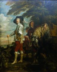 van Dyck, Charles I at the Hunt