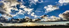 Paysages de Champagne n50   [HDR] (ZeGaby) Tags: sky cloud sun soleil pentax champagne nuages paysages hdr cloudporn k3 marne paysagesdechampagne