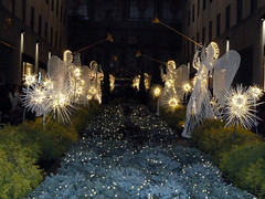 Christmas @ Rockefeller Plaza (Rob Young) Tags: christmas plaza ny newyork tree manhattan rockefeller 2013