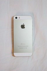 iPhone 5S (Josiedurney) Tags: camera white apple mobile gold bed perfect mine phone bright champagne sheets clean iphone bedsheets 5s 64gb goldiphone iphone5s