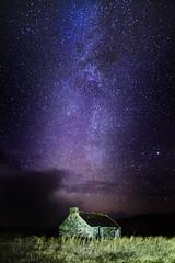 Cornelius Cottage, Malin head Co. Donegal (Ronan.McLaughlin) Tags: ireland dark marine coastal maritime nightsky donegal stargazing milkyway malinhead inishowen