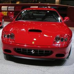 Ferrari 575M (Transaxle (alias Toprope)) Tags: auto cars 2004 beauty car nikon power ferrari voiture leipzig international ami coche soul carros carro autos messe macchina coches voitures toprope automobil macchine