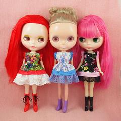 ruby, imogen & pepi