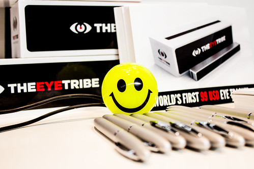 the eyetribe, ces 2015