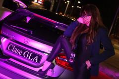 5-Citycar Sur presenta los nuevos Mercedes-Benz Clase C y GLA con la espectacular actuación de Nancys Rubias