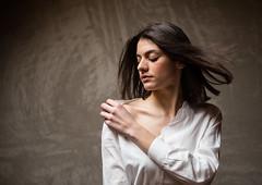 Elisa Montagner portrait3 (fabiopassador) Tags: elisamontagner pordenone selfportrait ritratto workshop