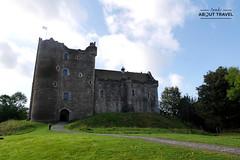 castillo-de-doune-01 (Patricia Cuni) Tags: doune castillo castle scotland escocia outlander leoch forastera